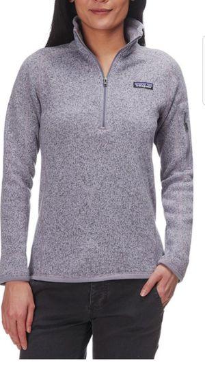Patagonia Sweater Smokey Violet XS for Sale in Las Vegas, NV