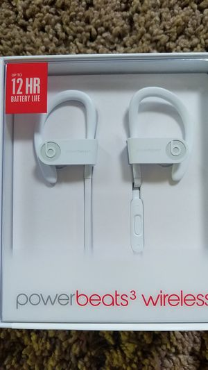 Powerbeats 3 by Dre wireless for Sale in West Hollywood, CA