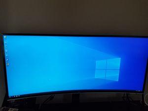 "LG 34UC88-B 34"" 21:9 Ultrawide Curved IPS monitor for Sale in West Warwick, RI"