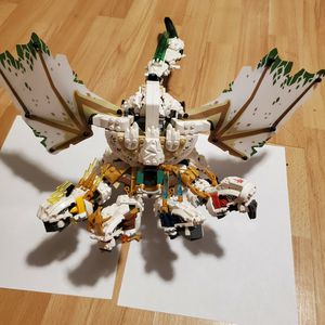 Ninjago The Ultra Dragon Lego for Sale in Fort Lauderdale, FL