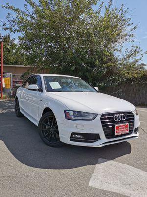 2016 audi A4 premium..,, for Sale in San Bernardino, CA