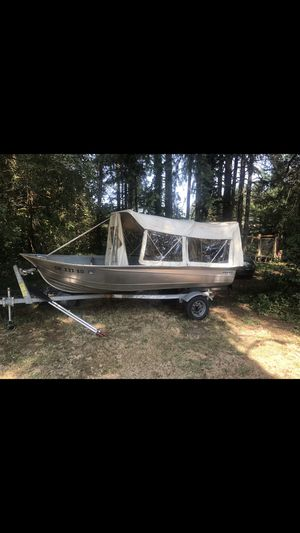 15ft fishing boat for Sale in Boring, OR
