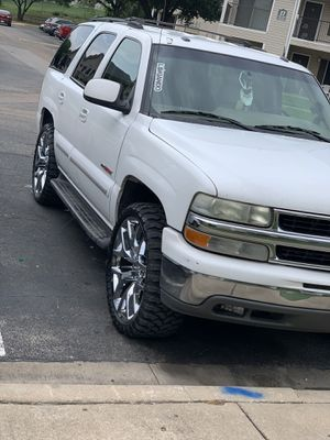 2003 Chevy Tahoe for Sale in Austin, TX