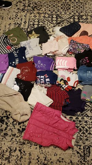 Size 5 clothes lot for Sale in Raleigh, NC