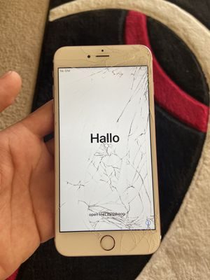 iPhone 6s Plus unlocked for Sale in Schaumburg, IL