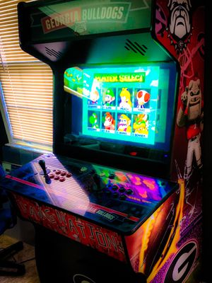 Brand new 14,000 games full size arcade for Sale in Loganville, GA