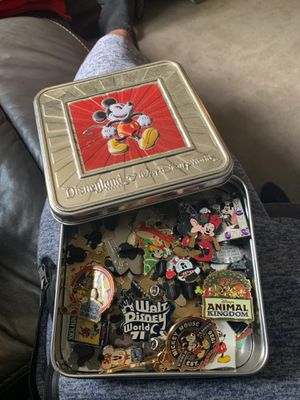 Walt Disney world pins ! for Sale in Brentwood, NY