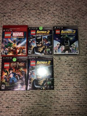 PS3 Lego Games for Sale in Sterling Heights, MI