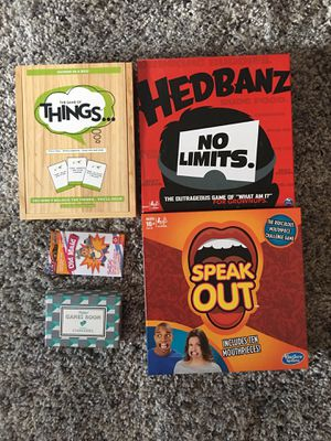 Board Games/ Card Games for Sale in Chicago, IL