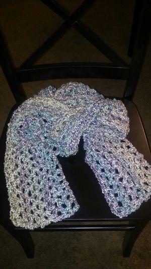 Handmade crochet scarf for Sale in Pacific, WA