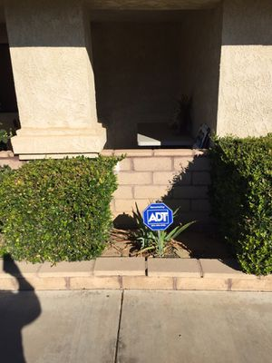 Home security system with free installation. Two outdoor cameras included for Sale in Victorville, CA