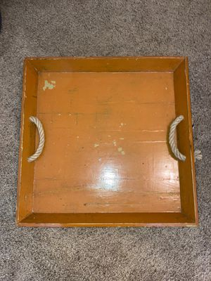 Rustic Tray for Sale in San Diego, CA