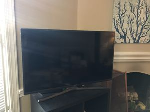 "40"" Samsung flat screen tv for Sale in Alexandria, VA"