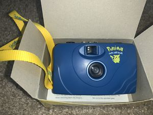 Pokémon 35mm Pocket Camera 1999 Capt N Crunch Promotion for Sale in Moreno Valley, CA
