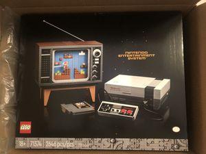 Lego Nintendo Entertainment System NES (2646 pcs) Brand New for Sale in Fullerton, CA