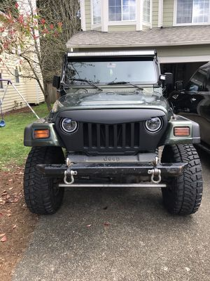 1998 Jeep Wrangler for Sale in Federal Way, WA