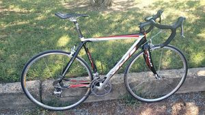 Road bike Fuji full carbon for Sale in Dallas, TX