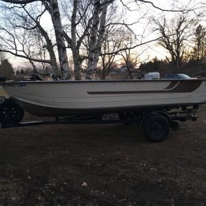 Starcraft Fishing Boat for Sale in Sterling Heights, MI