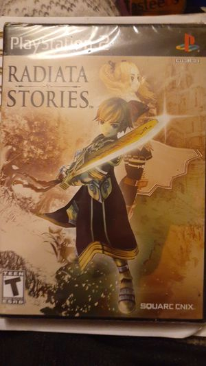 Ps2 unopened radiata stories for Sale in Dry Ridge, KY