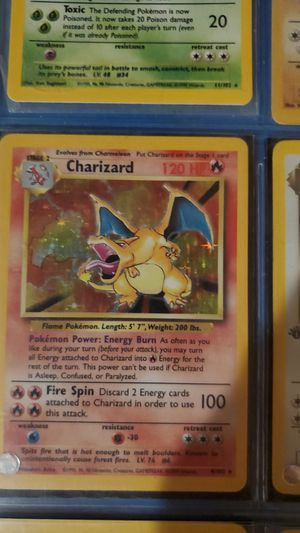 Pokemon cards serious offers from 1999 for Sale in Edgewood, WA