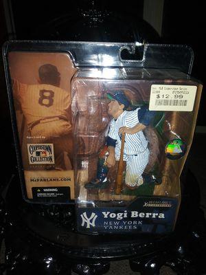 McFarlane Yogi Berra Figure New in Package for Sale in Pulaski, TN