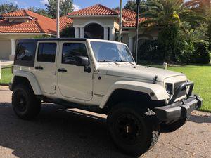 2010 Jeep Wrangler for Sale in Lutz, FL