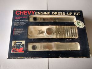 Chevy engine dress up kit sbc brand new for Sale in Cape Coral, FL