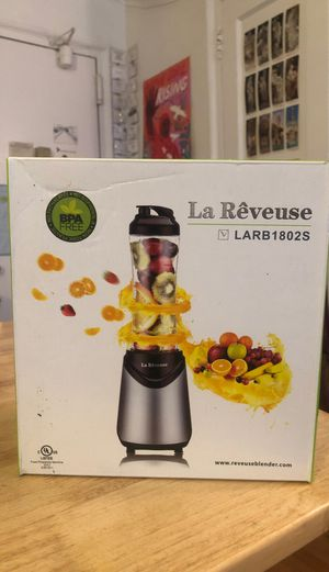 Personal Blender with Le Sport Bottle for Sale in New York, NY