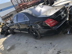 2008 Mercedes Benz S550 parts for Sale in Sacramento, CA