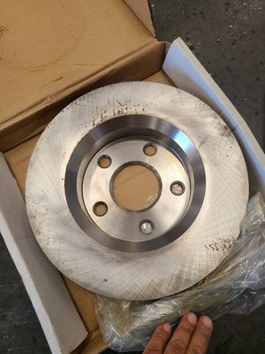 NEW. @2 Front Rotors for Audi A6. 2008 for Sale in Clearwater, FL
