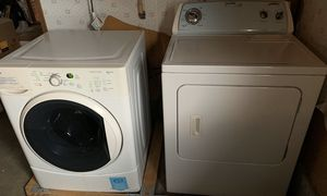 used kenmore washer and whirlpool dryer for Sale in Buckley, WA