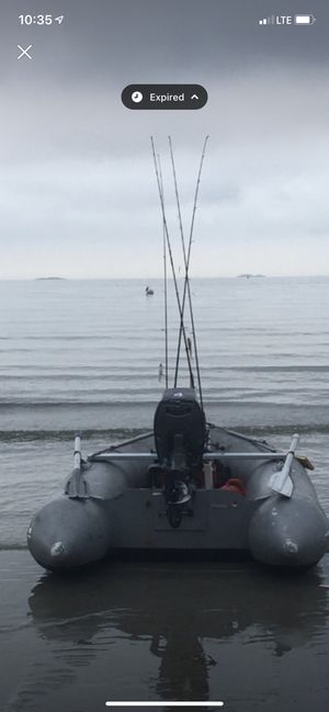 11' inflatable dinghy for Sale in Salem, MA