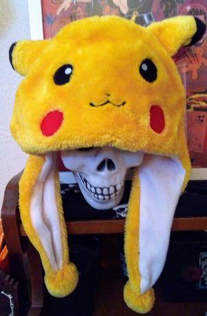 Pikachu Pokemon beanie for Sale in Fresno, CA