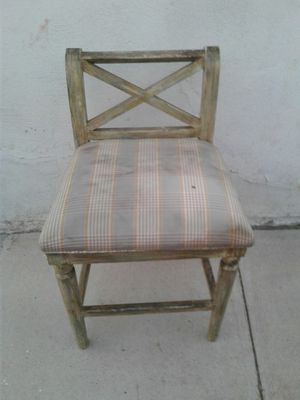 Antique wooden chair for Sale in Santa Monica, CA