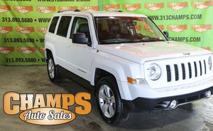 2014 JEEP PATRIOT LIMITED for Sale in Detroit, MI