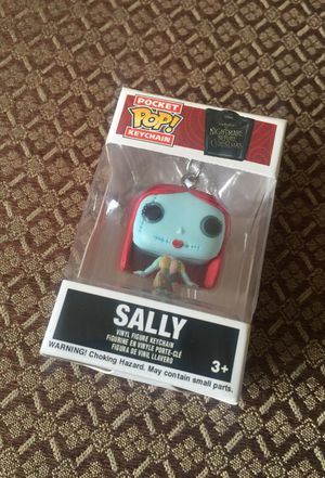 Funko Keychain Pop Nightmare Before Christmas Sally for Sale in Bronx, NY