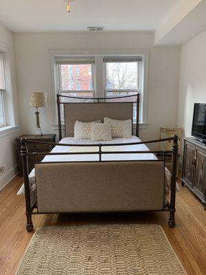 5-piece Modern Rustic Bedroom Set (sold together or separate) for Sale in Chicago, IL