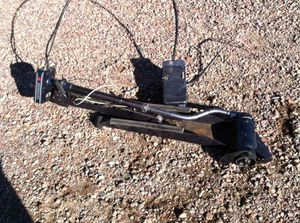 Evinrude foot controlled trolling motor for Sale in Clay Springs, AZ