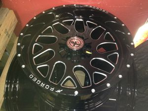 XF OFFROAD 20x10 Rims for Sale in Tupelo, MS