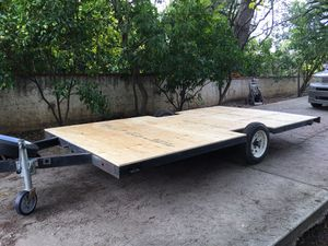 Utility Trailer - 6 ft x 11 ft for Sale in Upland, CA