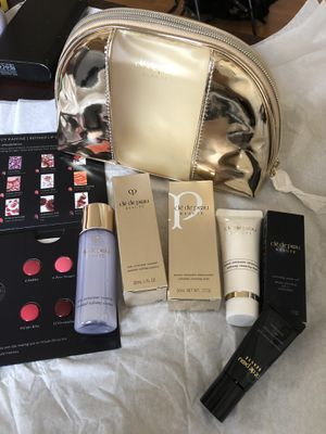Cle De Peau Sample Gift Set for Sale in New York, NY