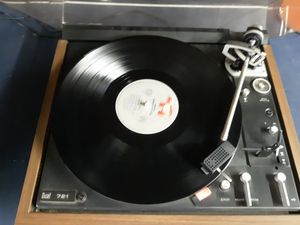 Vintage Dual 721 Turntable for Sale in Newport News, VA