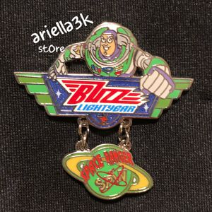 Disney WDW Pin Pixar Toy Story Buzz Lightyear Space Ranger Spin. New for Sale in Kissimmee, FL