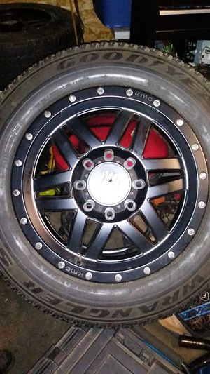 Goodyear Tires and rims for Sale in Fresno, CA