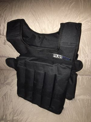 Runmax weight vest for Sale in Grosse Pointe Park, MI