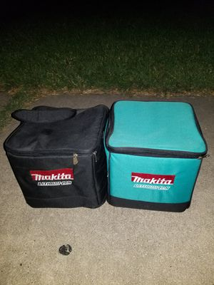 MAKITA EMPTY BAGS for Sale in Round Rock, TX
