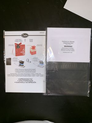 Sizzix for Sale in Carmichael, CA