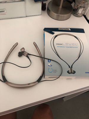 Samsung level U wireless headphones for Sale in Gilbert, AZ