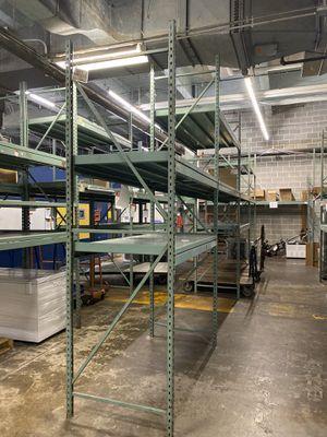 Metal shelving pallet racking for Sale in Vineland, NJ