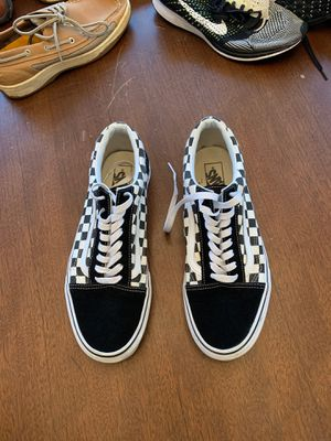 Checkered vans for Sale in Gastonia, NC